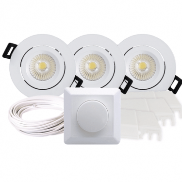 LED Downlight pakkeløsninger