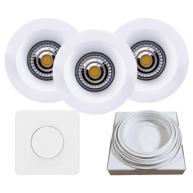 DOWNLIGHT LED NP ALEA NORDIC LED