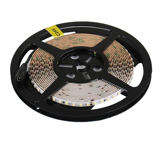 24V LED Strips Kaldhvit IP20 9,6W/m 120LED/m 5m rull Nordic Products