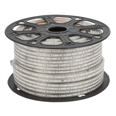 LED Strips Varmhvit 230v