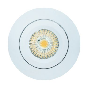 NP ECO Downlight WarmDim 8W IP44 Matt Hvit