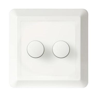 Unilamp UniDim Duo 2x100W Faseavsnitt