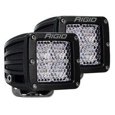Rigid D-Serie PRO LED Arbeidslys