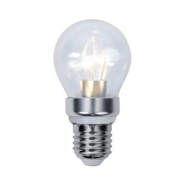 LED LAMP E27 A50 CRYSTAL