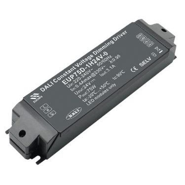 LED DRIVER 24V 75W DALI IMP SORT