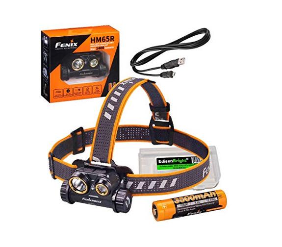 Fenix Hodelykt HM65R LED