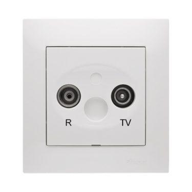 Simon Kontakt R-TV fordeleruttak Hvit