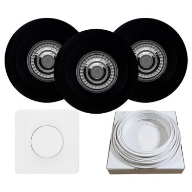 DOWNLIGHT LED NP ALEA NORDIC LED Sort