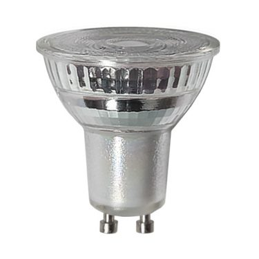 LED LAMP GU10 MR16 SPOTLIGHT GLASS
