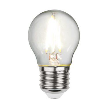 Illumination Krone Klar 2,3W E27 4000K 270lm