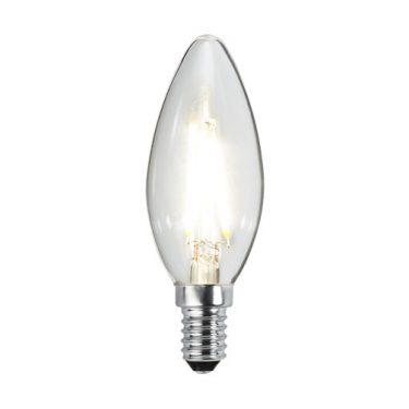 Illumination LED Klar E14 3W 2700K 220lm Dimbar | Nordic LED