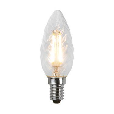 Illumination Krystall Mignon Klar E14 2,6W 2700K 250lm