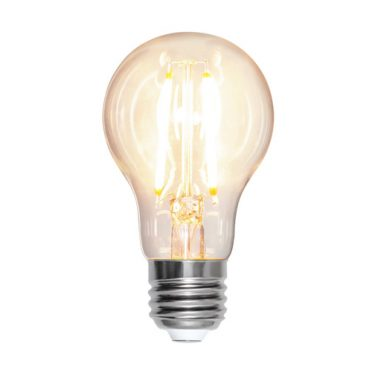 Illumination Normal Klar Filament E27 7W 2700K 810lm