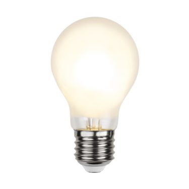 Illumination Normal Frost Filament E27 4,8W 2700K 500lm Dimbar