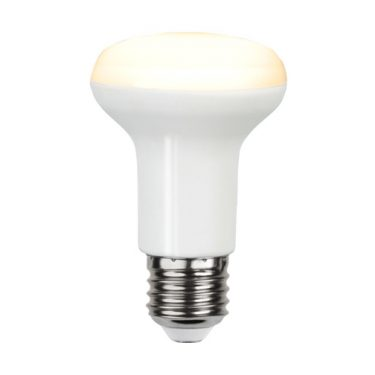 Illumination LED R63 Opal E27 6,8W 2700K 600lm
