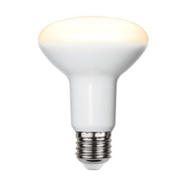 Illumination LED R80 Opal E27 9W 2700K 800lm