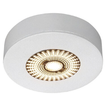 NP Juno WarmDim 4W LED IP44 Matt Hvit