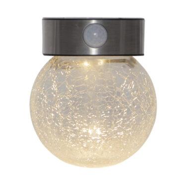 GLORY Solcelle Vegglampe med Timer/Sensor