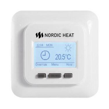 Termostat Nordic Heat T70 Hvit