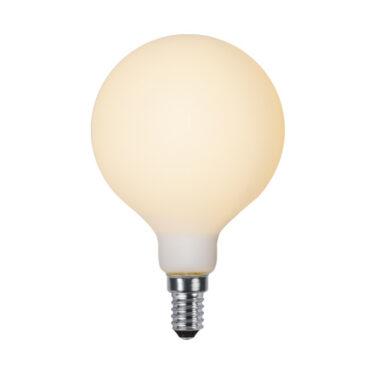 Illumination G80 Opal E14 1,5W 2600K 120lm Dimbar