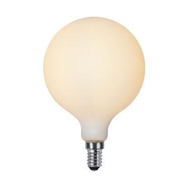 Illumination G95 Opal E14 1,5W 2600K 120lm Dimbar