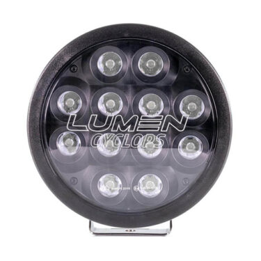 Lumen Cyclops9 Midnight LED fjernlys