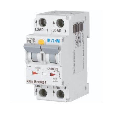 EATON Jordfeilautomat xDigital NdRBM-16/2/C/003-F