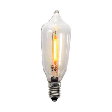 Res.pære Lanterne Soft Glow E10 0,4W 1900K 2-pk