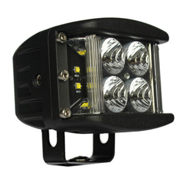 Nordic Spot Fjernlys 40W LED Sort
