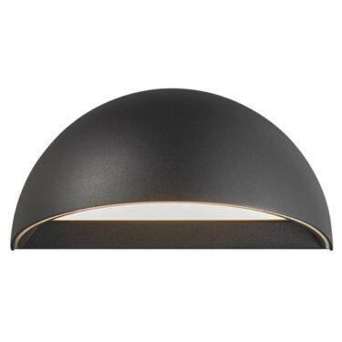 Arcus Smart Vegglampe Sort