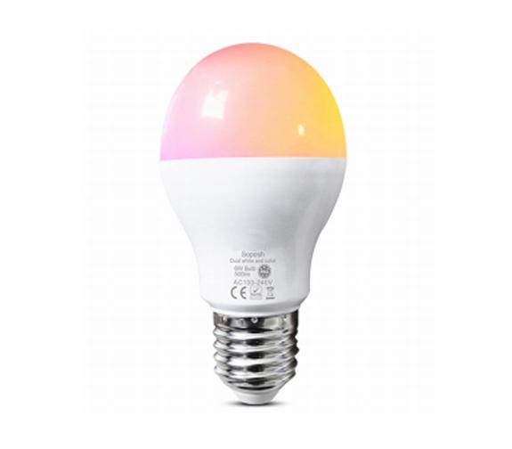 LED Spot E27 6W RGB+CCT Zigbee PRO