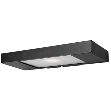 Lumia vegglampe sort nordic led