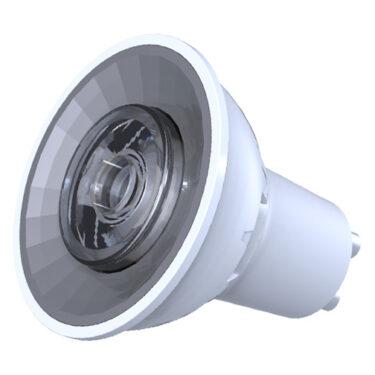 SG LED Pære 4,5W 2700K 250lm GU10 Hvit
