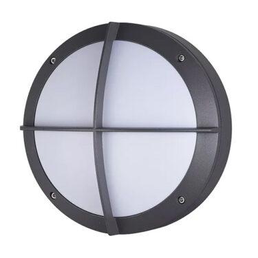 Firenze 15W LED IP65 Tak/Vegglampe Grafitt
