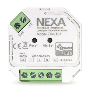 Nexa Z-Wave Dimmermottaker ZV-9101